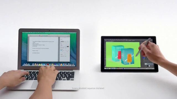 Microsoft Surface Pro 3 TV Spot, 'Power' - Thumbnail 2