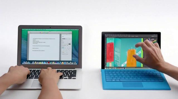 Microsoft Surface Pro 3 TV Spot, 'Power' - Thumbnail 4