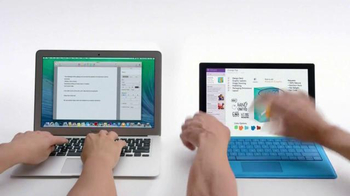 Microsoft Surface Pro 3 TV Spot, 'Power' - Thumbnail 7