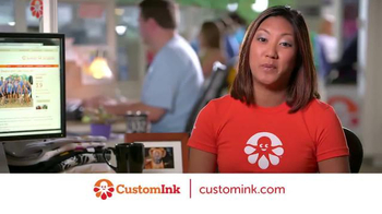 CustomInk TV Spot, 'T-Shirt Makes the Team' - Thumbnail 3