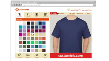 CustomInk TV Spot, 'T-Shirt Makes the Team' - Thumbnail 6