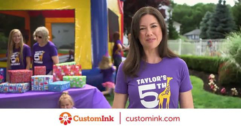 CustomInk TV Spot, 'T-Shirt Makes the Team' - Thumbnail 8