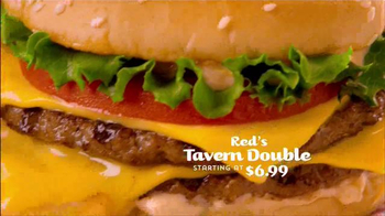 Red Robin Tavern Double Burger TV Spot, 'Who's Your Burger Daddy' - Thumbnail 2