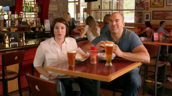 Red Robin Tavern Double Burger TV Spot, 'Who's Your Burger Daddy' - Thumbnail 4