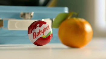 Mini Babybel TV Spot, 'Lunchbox' - Thumbnail 7