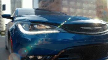 2015 Chrysler 200 Limited TV Spot, 'We are Born Makers' - Thumbnail 2
