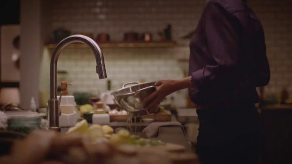 Delta Faucet TV Commercial, \'HappiMess\' Song by RAC - iSpot.tv