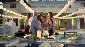 Head & Shoulders TV Spot, 'Fiesta' Con Sofia Vergara [Spanish] - Thumbnail 2
