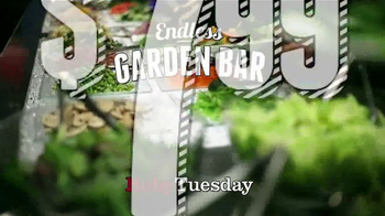 Ruby Tuesday Garden Bar TV Spot - Thumbnail 4