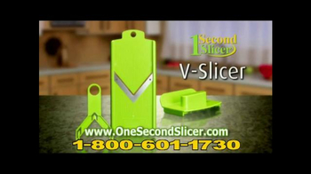 One Second Slicer TV Spot - Thumbnail 7