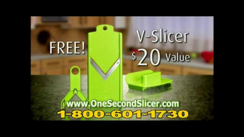 One Second Slicer TV Spot - Thumbnail 8