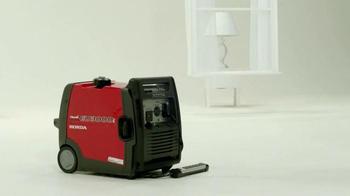 Honda Generators TV Spot, 'A Lot of Plugs' - Thumbnail 1