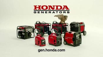 Honda Generators TV Spot, 'A Lot of Plugs' - Thumbnail 9