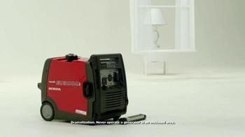 Honda Generators TV Spot, 'A Lot of Plugs' - Thumbnail 2