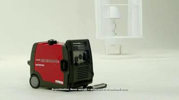 Honda Generators TV Spot, 'A Lot of Plugs' - Thumbnail 3