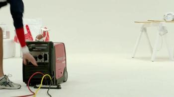 Honda Generators TV Spot, 'A Lot of Plugs' - Thumbnail 5