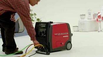 Honda Generators TV Spot, 'A Lot of Plugs' - Thumbnail 6