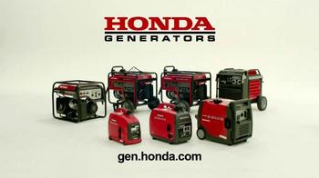 Honda Generators TV Spot, 'A Lot of Plugs' - Thumbnail 8