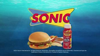 Sonic Drive-In Kids' Meals TV Spot, 'SpongeBob Toys' - Thumbnail 10