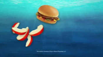 Sonic Drive-In Kids' Meals TV Spot, 'SpongeBob Toys' - Thumbnail 2