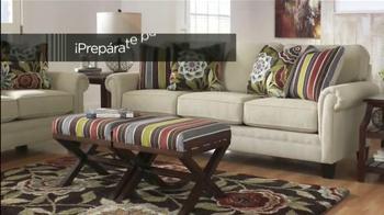 Ashley Furniture Homestore Back 2 School Event TV Spot [Spanish] - Thumbnail 1