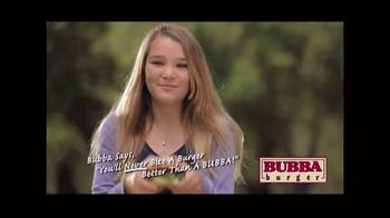 Bubba Burger TV Spot, 'Perfect Burger' - Thumbnail 2