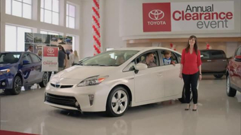 2014 Toyota Prius Annual Clearance Event TV Spot, 'Superpowers' - Thumbnail 10