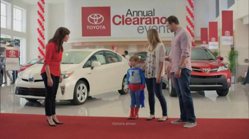 2014 Toyota Prius Annual Clearance Event TV Spot, 'Superpowers' - Thumbnail 3