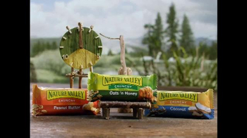 Nature Valley Crunchy Granola Bars TV Spot, 'Spin Round and Round' - Thumbnail 1