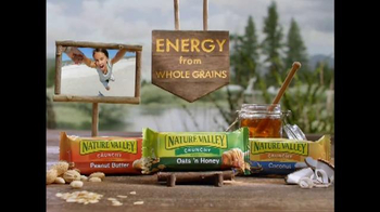 Nature Valley Crunchy Granola Bars TV Spot, 'Spin Round and Round' - Thumbnail 7