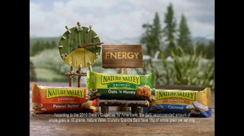 Nature Valley Crunchy Granola Bars TV Spot, 'Spin Round and Round' - Thumbnail 2