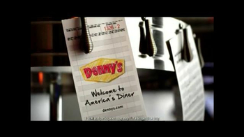 Denny's Original Grand Slam for $4.99 TV Spot - Thumbnail 8