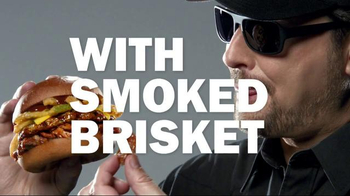 Carl's Jr. Texas BBQ Thickburger TV Spot, 'Double Down' ft. Phil Hellmuth - Thumbnail 4