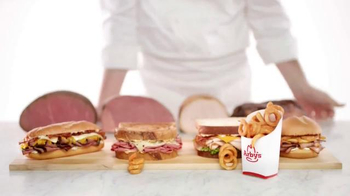 Arby's TV Spot, 'This is Meatcraft' - Thumbnail 9