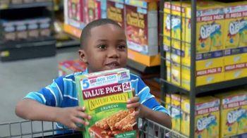 Walmart TV Spot, 'Earn More Box Tops' - 504 commercial airings