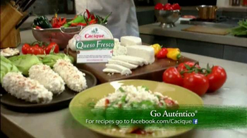 Cacique Queso Fresco TV Spot, 'Traditionally Made' Featuring Aaron Sanchez - Thumbnail 10