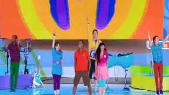 Nickelodeon the Fresh Beat Band Greatest Hits Live TV Spot