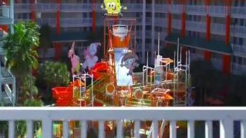 Nickelodeon Suites Resort TV Spot, 'Being a Nick Kid, Too'