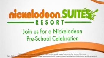 Nickelodeon Suites Resort TV Spot, 'Being a Nick Kid, Too' - Thumbnail 9