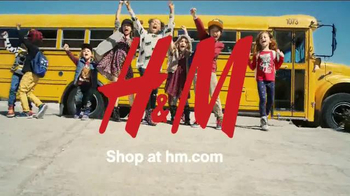 H&M TV Spot, 'Back to School Styles' - Thumbnail 9