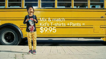 H&M TV Spot, 'Back to School Styles' - Thumbnail 7