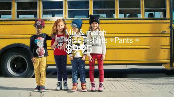 H&M TV Spot, 'Back to School Styles' - Thumbnail 8