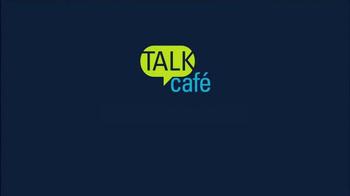 Talk Cafe TV Spot, 'Terry'' - Thumbnail 1