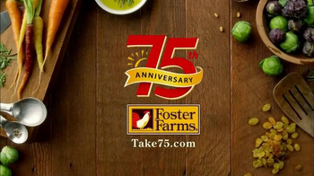 Foster Farms TV Spot, '48 Hours or Less' - Thumbnail 7