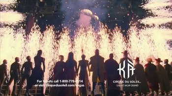 Cirque du Soleil TV Spot, 'Witness the Magic' - Thumbnail 3