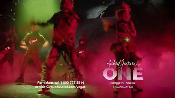 Cirque du Soleil TV Spot, 'Witness the Magic' - Thumbnail 4