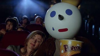 Jack in the Box Spicy Chicken Club Combo TV Spot, 'Expensive Popcorn' - 251 commercial airings