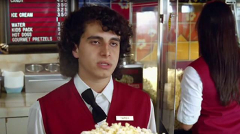 Jack in the Box Spicy Chicken Club Combo TV Spot, 'Expensive Popcorn' - Thumbnail 2
