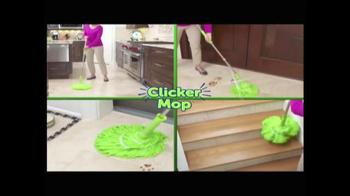 Clicker Mop TV Spot