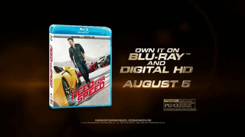 Need For Speed Blu-ray and Digital HD TV Spot - Thumbnail 7